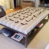 Large Mattress for coffee table. Special commission.